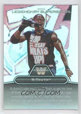 2010 Topps Platinum WWE Legendary Superstars #LS-5 - R-Truth, Koko B. Ware