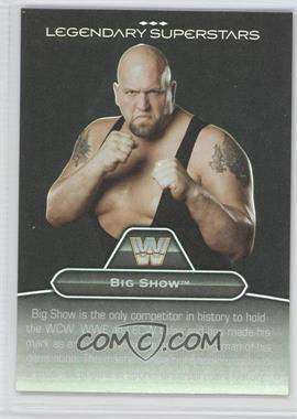 2010 Topps Platinum WWE Legendary Superstars #LS-8 - Big Show, Vader