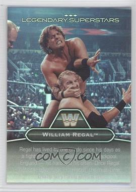 2010 Topps Platinum WWE Legendary Superstars #LS-9 - William Regal, Arn Anderson