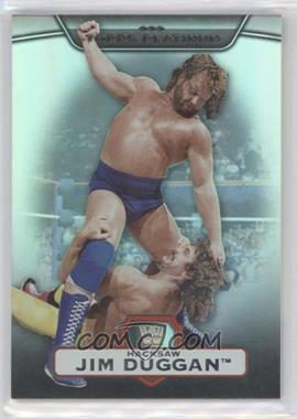 2010 Topps Platinum WWE Rainbow #39 - Jim Duggan