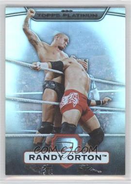 2010 Topps Platinum WWE Rainbow #97 - Randy Orton