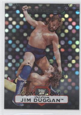 2010 Topps Platinum WWE X-Fractor #39 - Jim Duggan
