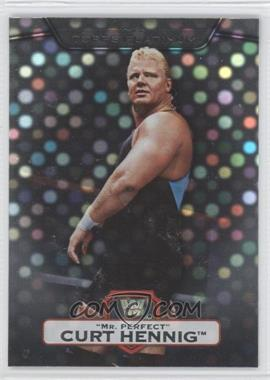 2010 Topps Platinum WWE X-Fractor #46 - Curt Hennig