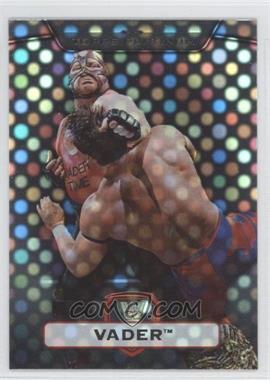 2010 Topps Platinum WWE X-Fractor #89 - Vader