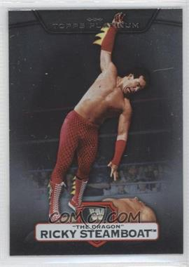 "2010 Topps Platinum WWE #17 - Ricky ""The Dragon"" Steamboat"