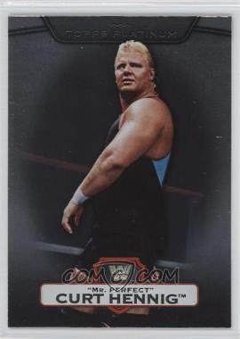 2010 Topps Platinum WWE #46 - Curt Hennig