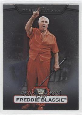 2010 Topps Platinum WWE #75 - Freddie Blassie