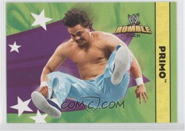 2010 Topps Rumble Pack - [???] #30 - Primo