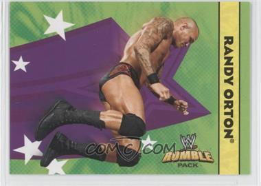 2010 Topps Rumble Pack - [???] #34 - Randy Orton