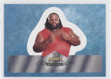 2010 Topps Rumble Pack - [???] #5 - Mark Henry
