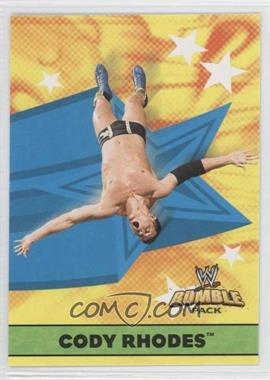 2010 Topps Rumble Pack - [???] #9 - Cody Rhodes