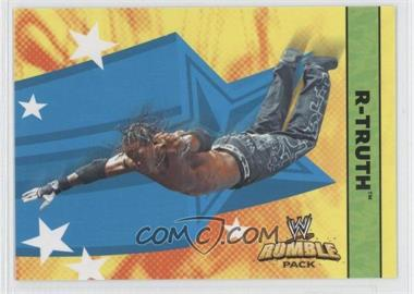 2010 Topps Rumble Pack [???] #31 - R-Truth