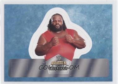 2010 Topps Rumble Pack [???] #5 - Mark Henry