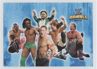 2010 Topps Rumble Pack [???] #50 - [Missing]