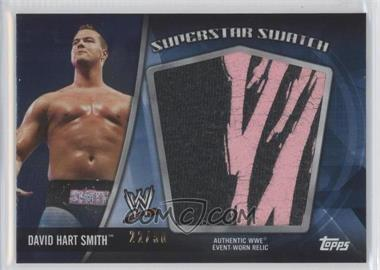 2010 Topps WWE - [???] #N/A - David Hart Smith /30