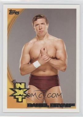 2010 Topps WWE - [Base] #68 - Daniel Bryan
