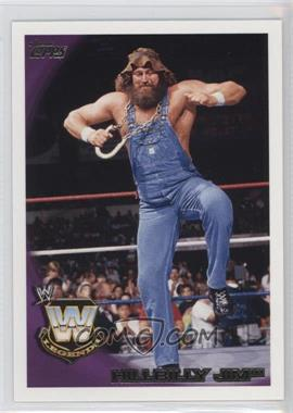 2010 Topps WWE - [Base] #84 - Hillbilly Jim