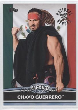 2010 Topps WWE - National Heroes #NH24 - Chavo Guerrero