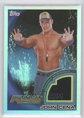 2010 Topps WWE [???] #1 - John Cena