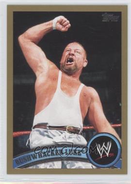 2010 Topps WWE [???] #100 - Bushwhacker Luke /50