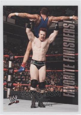 2010 Topps WWE [???] #5 - Sheamus