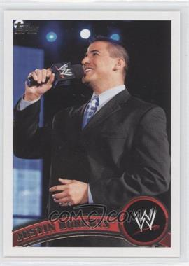 2010 Topps WWE [???] #59 - Justin Roberts