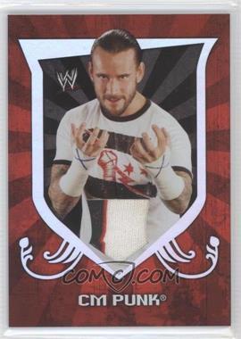 2010 Topps WWE [???] #N/A - CM Punk