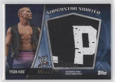 2010 Topps WWE [???] #N/A - Tyson Kidd