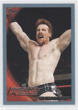 2010 Topps WWE Blue #55 - Sheamus /2010