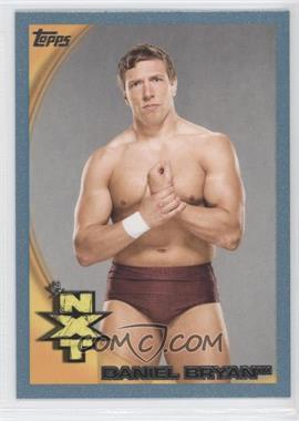 2010 Topps WWE Blue #68 - Daniel Bryan /2010