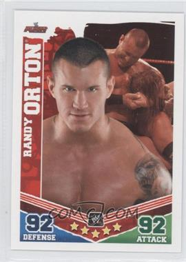 2010 Topps WWE Slam Attax Mayhem [???] #N/A - Randy Orton