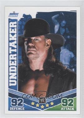 2010 Topps WWE Slam Attax Mayhem [???] #N/A - Undertaker