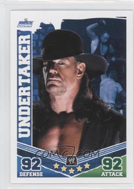 2010 Topps WWE Slam Attax Mayhem [???] #UN - Undertaker