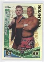 David Hart Smith & Tyson Kidd