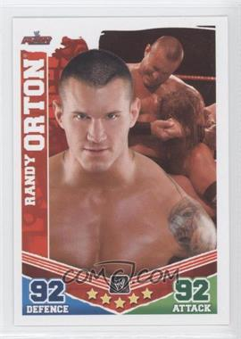 2010 Topps WWE Slam Attax Mayhem #RAOR - Randy Orton