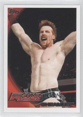 2010 Topps WWE #55 - Sheamus