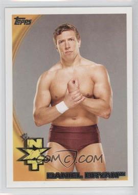 2010 Topps WWE #68 - Daniel Bryan
