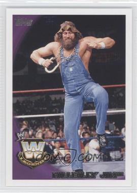 2010 Topps WWE #84 - Hillbilly Jim