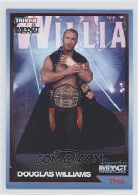 2011 TRISTAR TNA Signature Impact Wrestling [???] #38 - Doug Williams /50