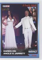 Karen On Angle & Jarrett /5