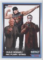 Hulk Hogan, Ric Flair, Sting