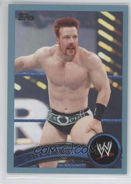 2011 Topps WWE - [Base] - Blue #44 - Sheamus /2011