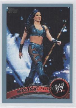 2011 Topps WWE - [Base] - Blue #74 - Melina /2011