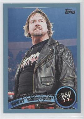 2011 Topps WWE - [Base] - Blue #92 - Roddy Piper /2011