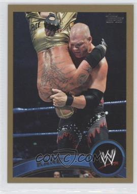 2011 Topps WWE - [Base] - Gold #67 - Kane /50