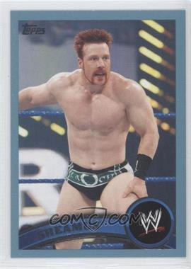 2011 Topps WWE Blue #44 - Sheamus /2011