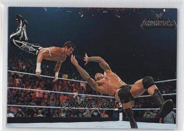 2011 Topps WWE Champions - [Base] #48 - Highlights - Randy Orton