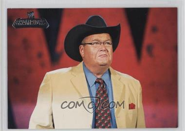 2011 Topps WWE Champions - [Base] #73 - Highlights - Jim Ross