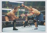 Wrestlemania XXVII - The Miz, John Cena