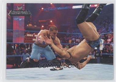 2011 Topps WWE Champions #27 - David Otunga, John Cena